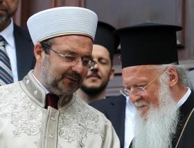 Ortodoks Patrikhanesinde tarihi buluşma