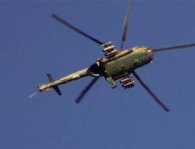 Nijeryada helikopter düştü