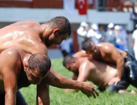 651. Kırkpınar güreşleri başladı