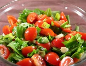Salata Suriyeliler için artık lüks