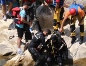 Alanyada rafting kazası: 1 turist kayıp