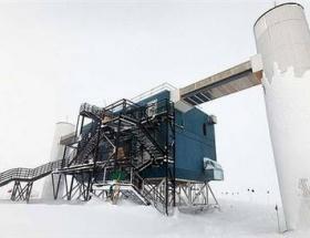 Buzulun 2,5 km altındaki Buz Küpü