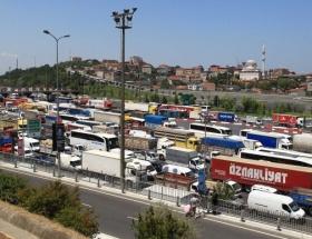 İstanbulda okul trafiği başladı