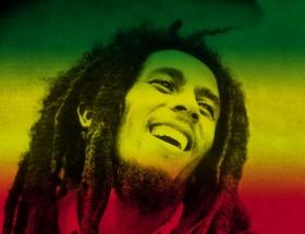 Bob Marley deniz paraziti oldu