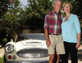 Çalınan arabasını 42 yıl sonra buldu