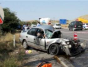 Aynı aileden 4 kişi trafik kurbanı