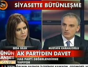 Seda Selek canlı yayında bayıldı!
