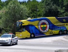 Fenerbahçe Avusturyaya geldi
