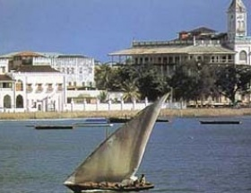 Zanzibarda feribot faciası