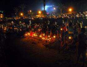 Kıbrısta 20 Ocak katliamı anıldı