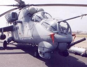 BM helikopteri düşürüldü