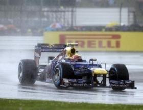 Formula da zafer Vettelin
