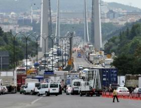 Köprü ve otoyollar Koç ve Ülkerin