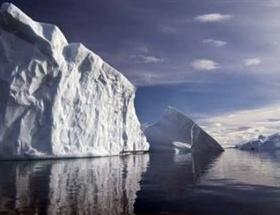 Büyük Kanyonun buz ikizi