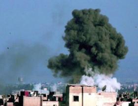 Suriye Ürdün sınırında çatışma