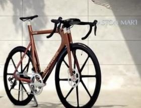 70 bin liralık bisiklet