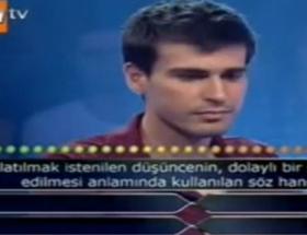 Türkiye 22ncisi ilk soruda elendi