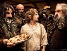 Hobbitten yeni fragman