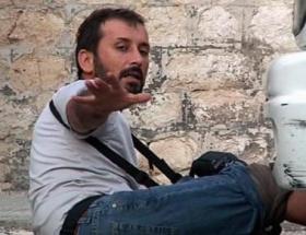 Türk muhabir Halepte böyle vuruldu