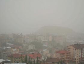 Güneydoğu Anadoluya toz uyarısı