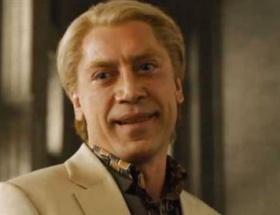 Bondun kötü adamı sarışın Bardem