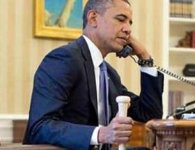 Obamadan Fransaya teşekkür telefonu