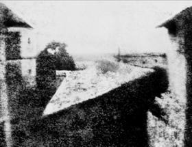 Dünyanın en eski fotoğrafı
