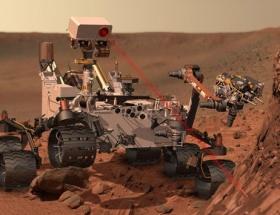 Astronotlar Marsta hayatta kalabilir