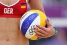 Olimpiyatlarda renk cümbüşü