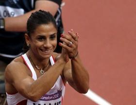 Avrupada şubat ayının kadın atleti Nevin Yanıt oldu