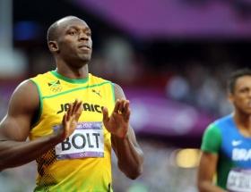 Bolt, efsaneye çok kızdı