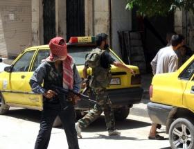 Halepte bomba sesleri dinmiyor