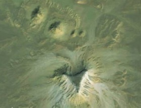 Kayıp piramitler Google Earthte ortaya çıktı