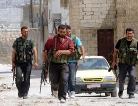 Suriye krizi için üçlü görüşme