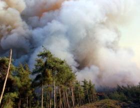 Suriye sınırı duman altı