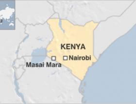 Kenyada küçük uçak düştü: 4 ölü