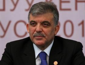 Gül, Atambayev ile görüştü