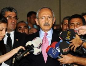 Kılıçdaroğlu ve Aygün bir ay sonra buluştu