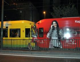 İki tramvay çarpıştı: 6 yaralı
