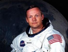 Armstrong denize gömülecek
