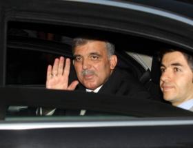 Cumhurbaşkanı Gül, MGKya katılacak