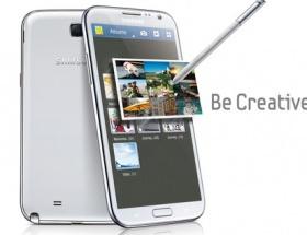 Galaxy Note II Kasımda Türkiyede