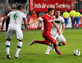 Bursaspor son dakikada yıkıldı