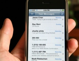 iPhonelarda SMS tuzağına dikkat