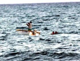 Denizde kaza: 8 ölü