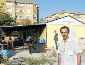 Cemevinde tehdit iddiasında polise gözaltı