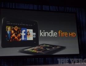 Amazondan yeni tabletler