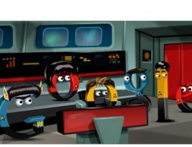Googledan Uzay YoluNun Yıldönümüne Özel Doodle