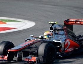 İtalya Grand Prixsini Hamilton kazandı