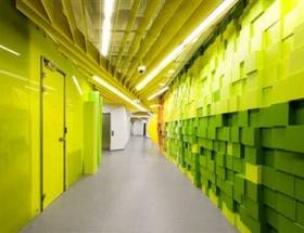 Yandexten sıradışı ofis!